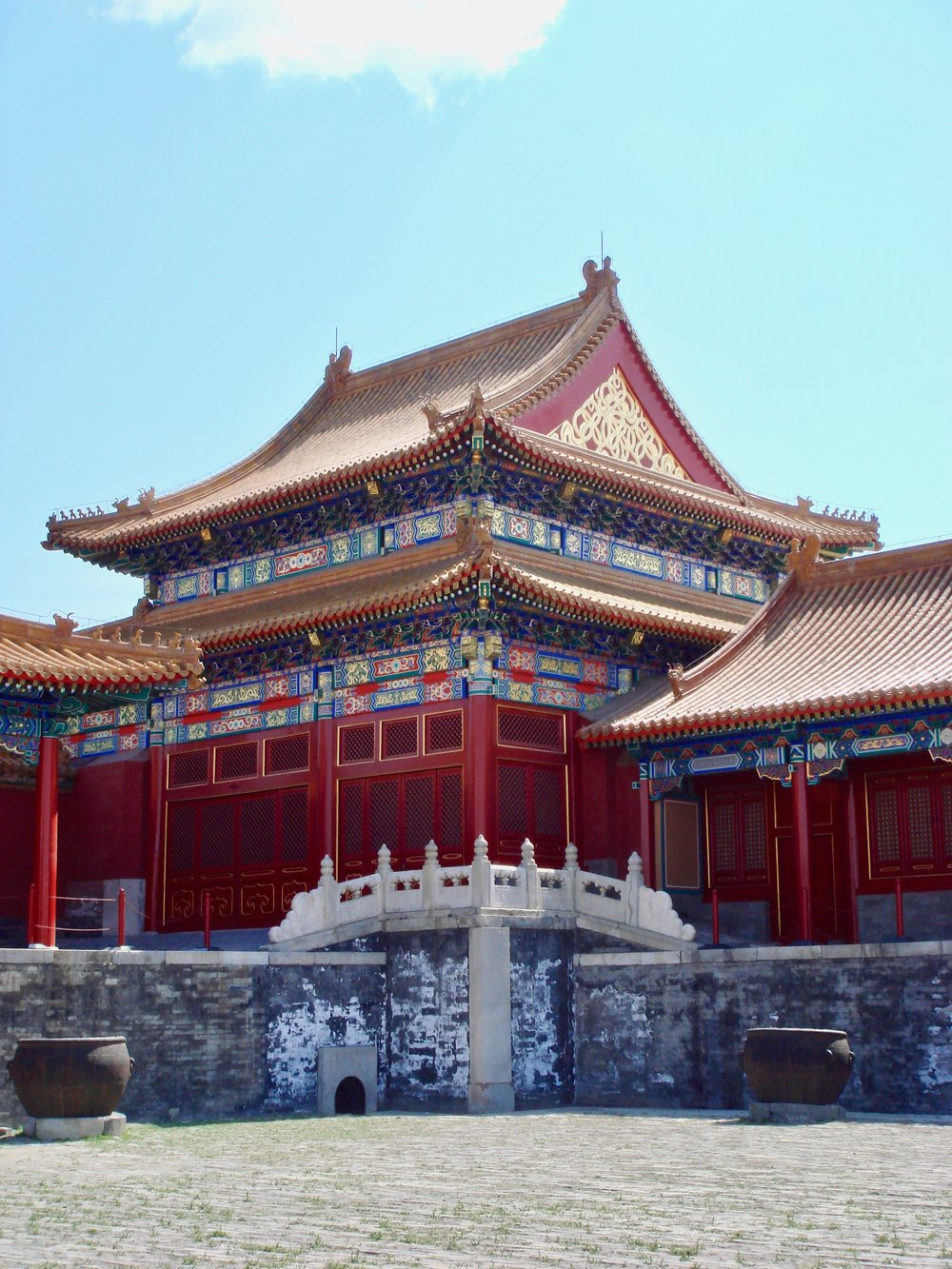 The Forbidden City Beijing