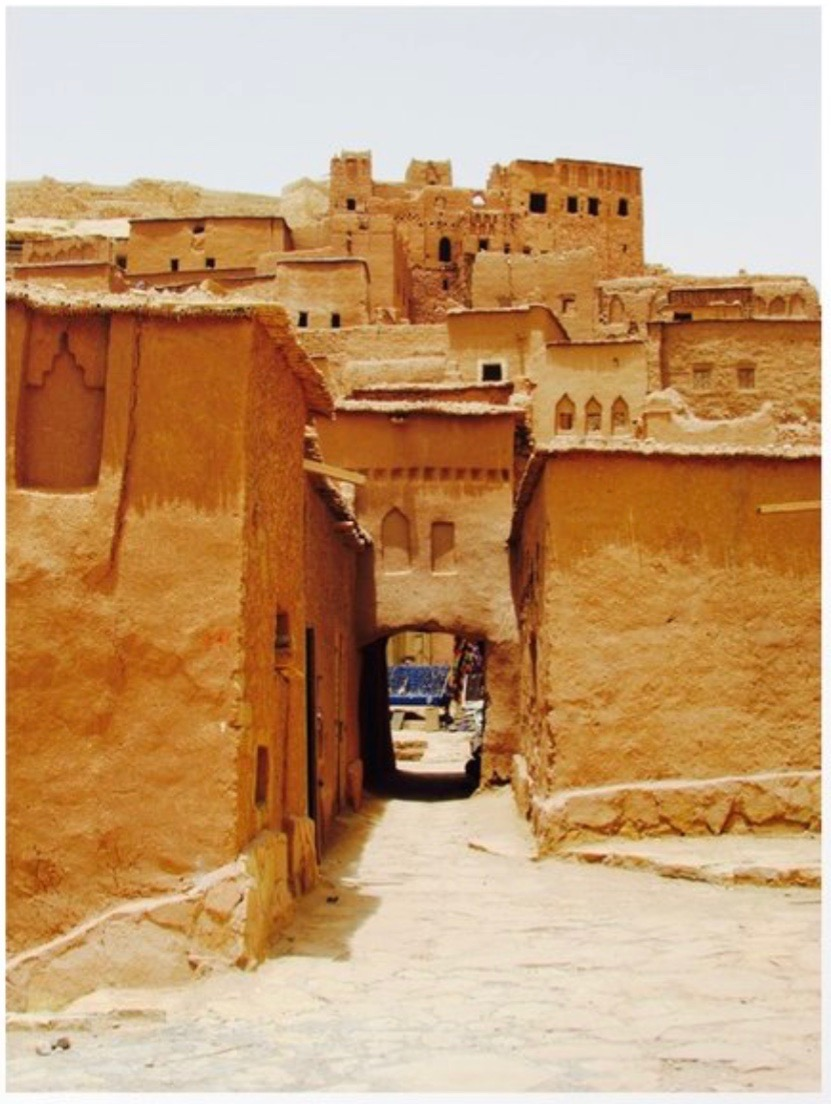 The Ancient City of Air Benhaddou