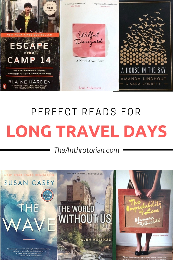 Reads For Long Travel Days