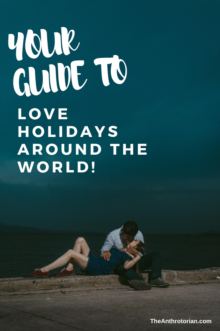 Your guide to love holidays around the world
