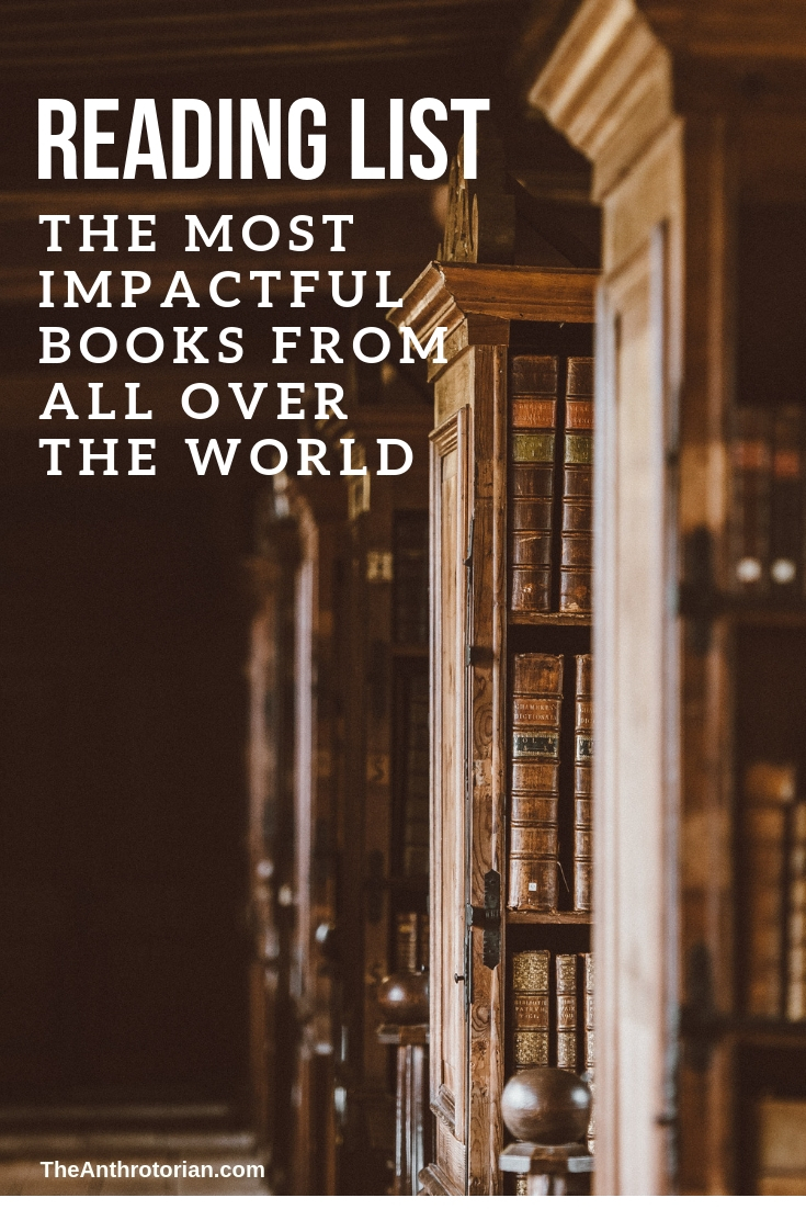 the most impactful books in history