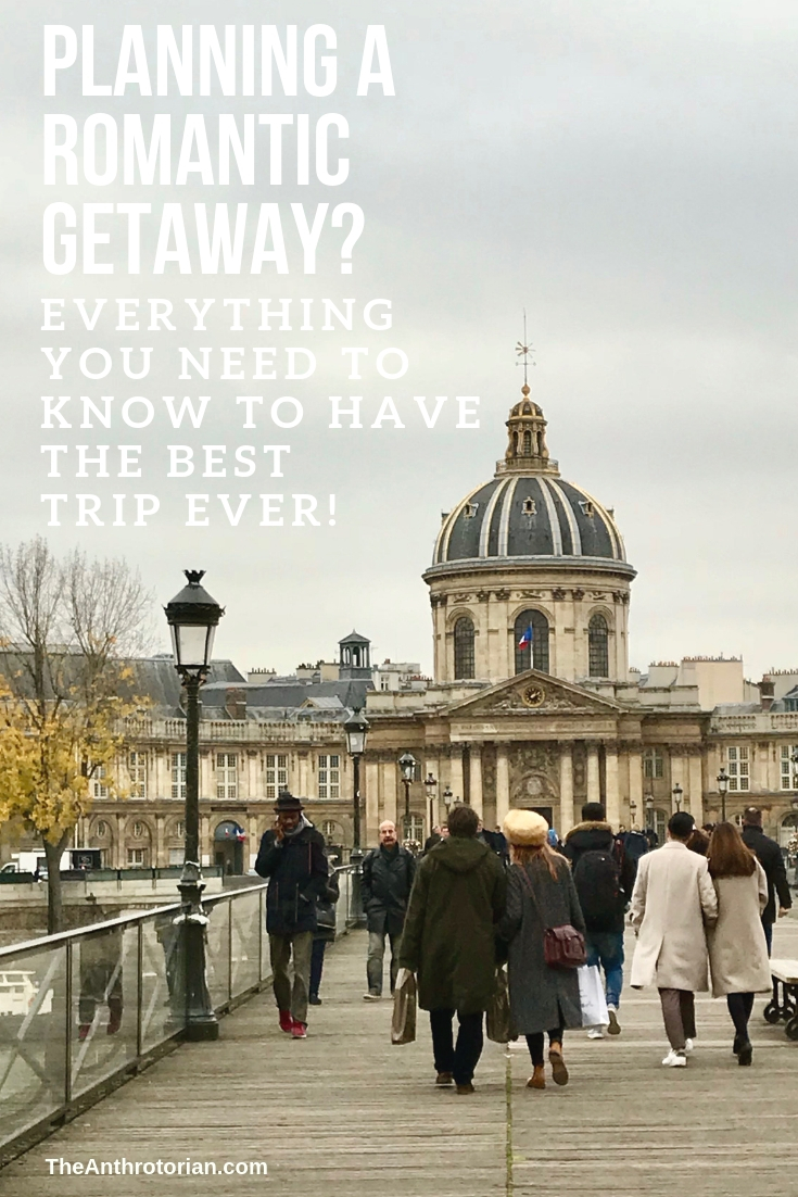 Tips for planning a romantic getaway