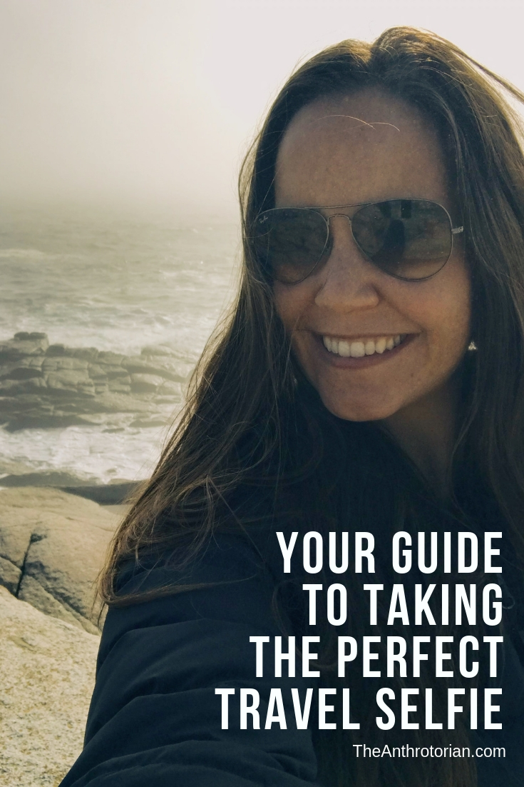 Your guide to taking the perfect travel selfie