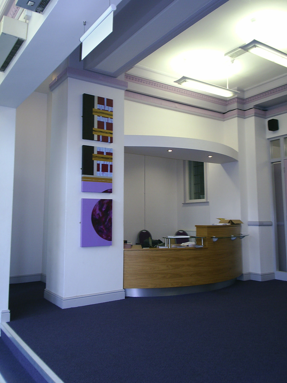 New Community reception, Southampton