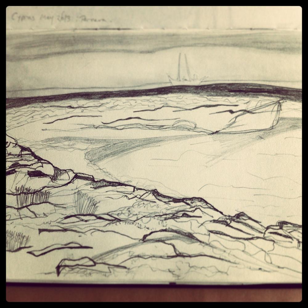 1Quick Sketch@Cyprus 2013.JPG