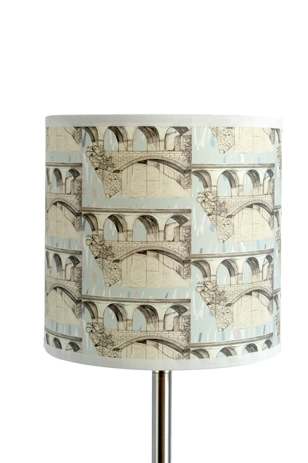 Viaduct Light Shade Large Drum