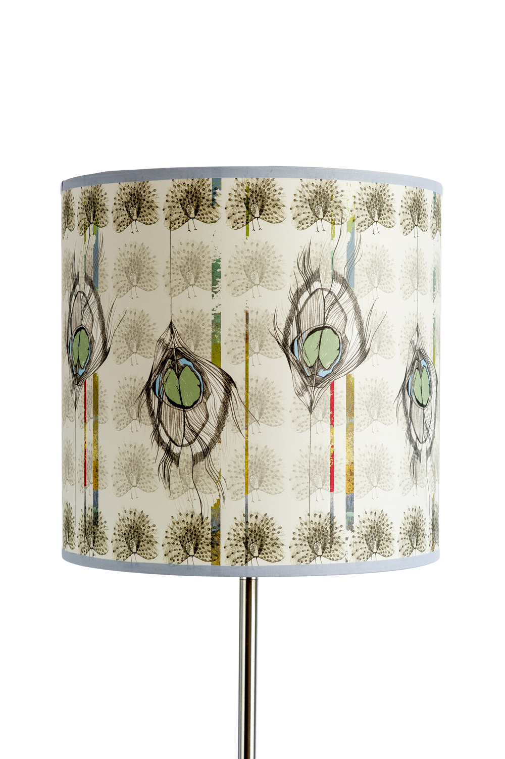 'Undulating Feather' Light Shade Large