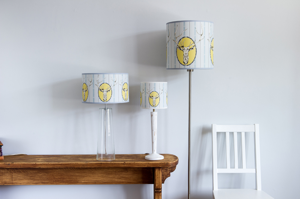 Stag Light Shades