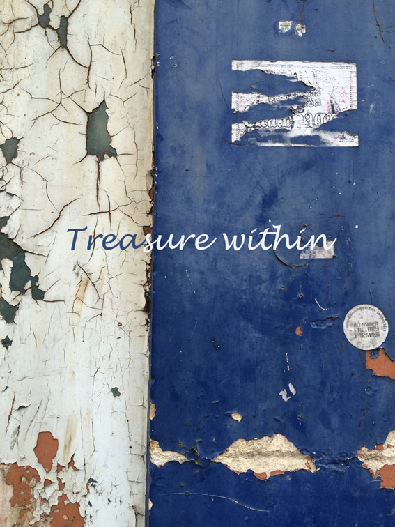 'Treasure Within' #40dayscreative