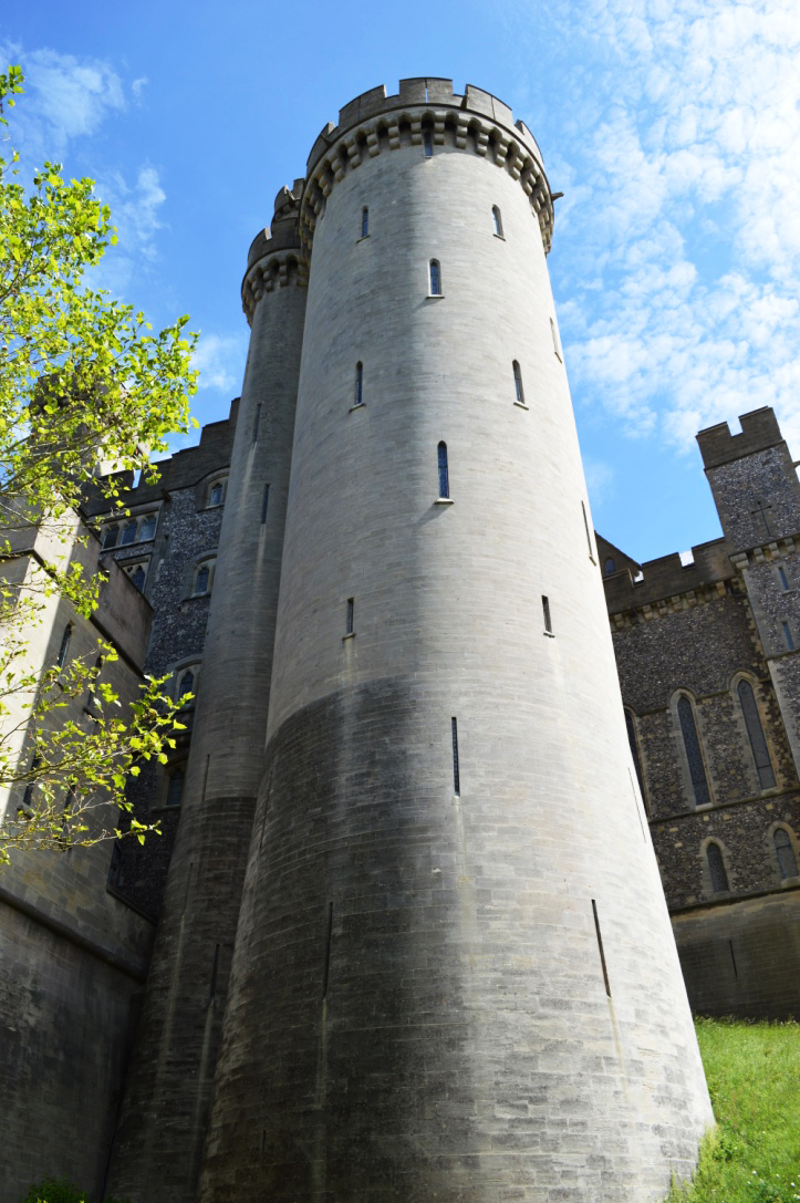 Arundel Castle Turret.jpg