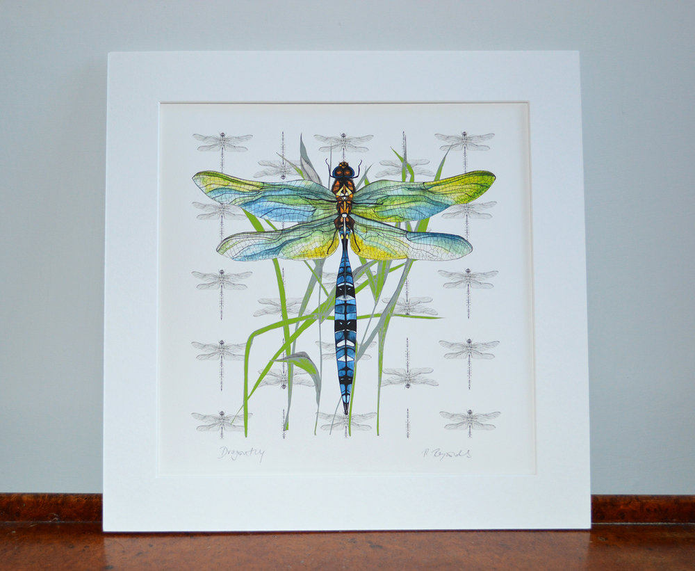 Dragonfly Giclee Print_15cm.jpg