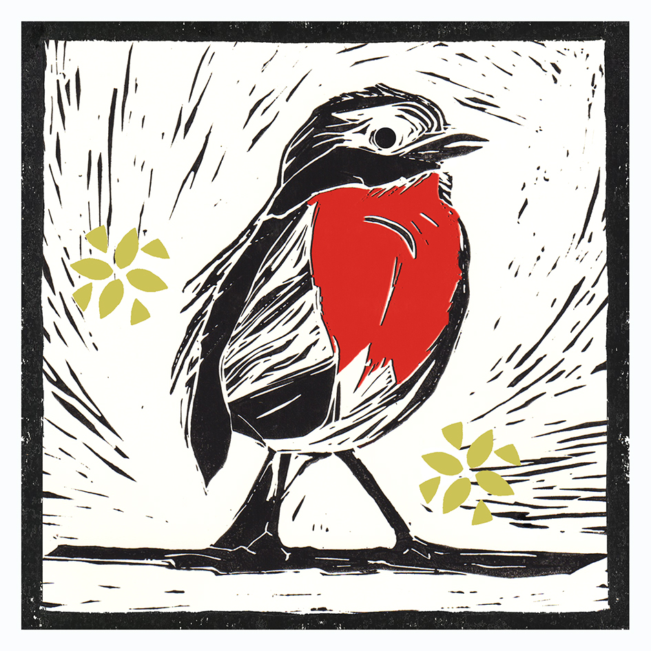 Christmas Cards - Explore the popular technique of relief printing using Lino. Specialist tools will be used to create single colour prints so you can produce your own unique Christmas cards. Christmassy inspiration for designs will be provided but do feel free to bring your own!Suitable for all levelsSaturday 18th November 2017, 10.30am-1pmAll materials will and Tea & coffee will be provided.Please be prepared to get messy and bring an apron!Venue: Rum's Eg, 27 Bell Street, Romsey, Hampshire