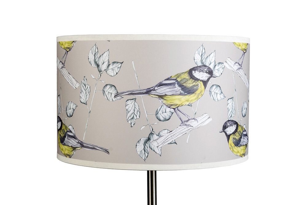 Great Tit Light Shade
