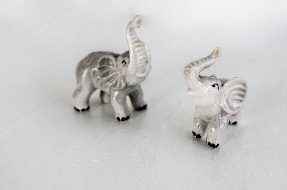 """""""Two- little elephants"""" - 3A"""