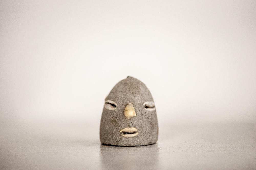 """""""Santeria head"""" - 1K"""