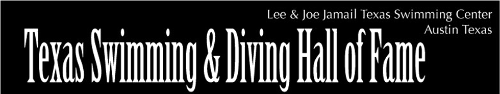Texas Swimming & Diving Hall of Fame