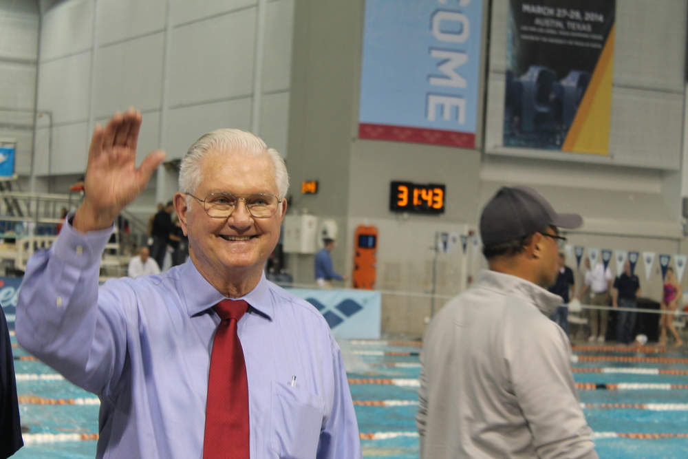 Class of 2013 — Texas Swimming & Diving Hall of Fame