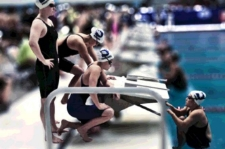 2013 NCSA Junior Nationals: Danielle Yoon, Briana Burns, Alexandra Buscher, Elizabeth Prasse