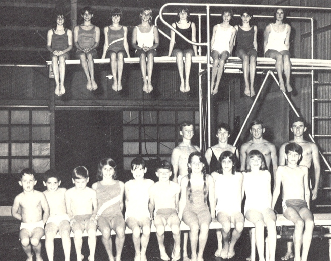 Dad 39 S Club Texas Swimming Diving Hall Of Fame