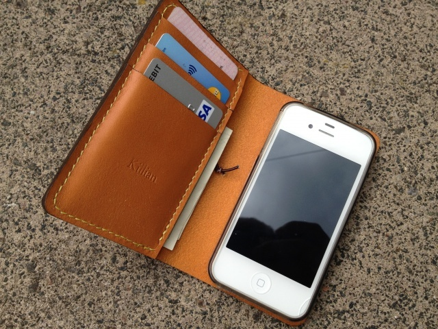 This how your future wallet might look like. Image by Cult of Mac.