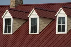 Architectural Metal Roofing