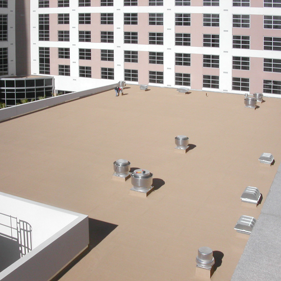Fluid Applied Roofing Systems Coatings Application