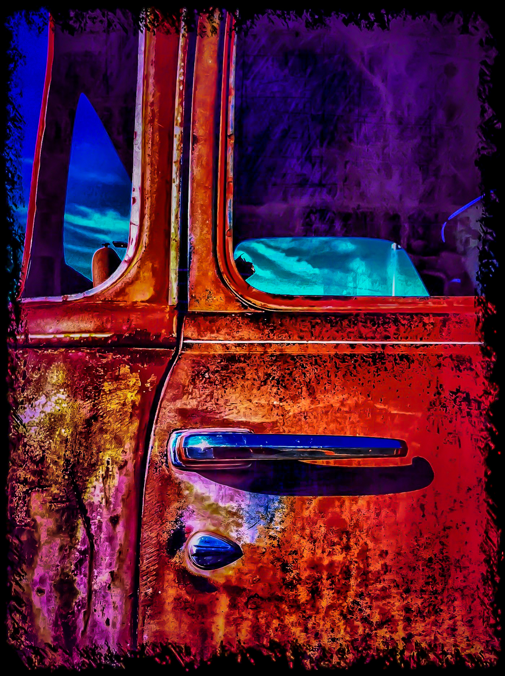 The Rusty Truck Project