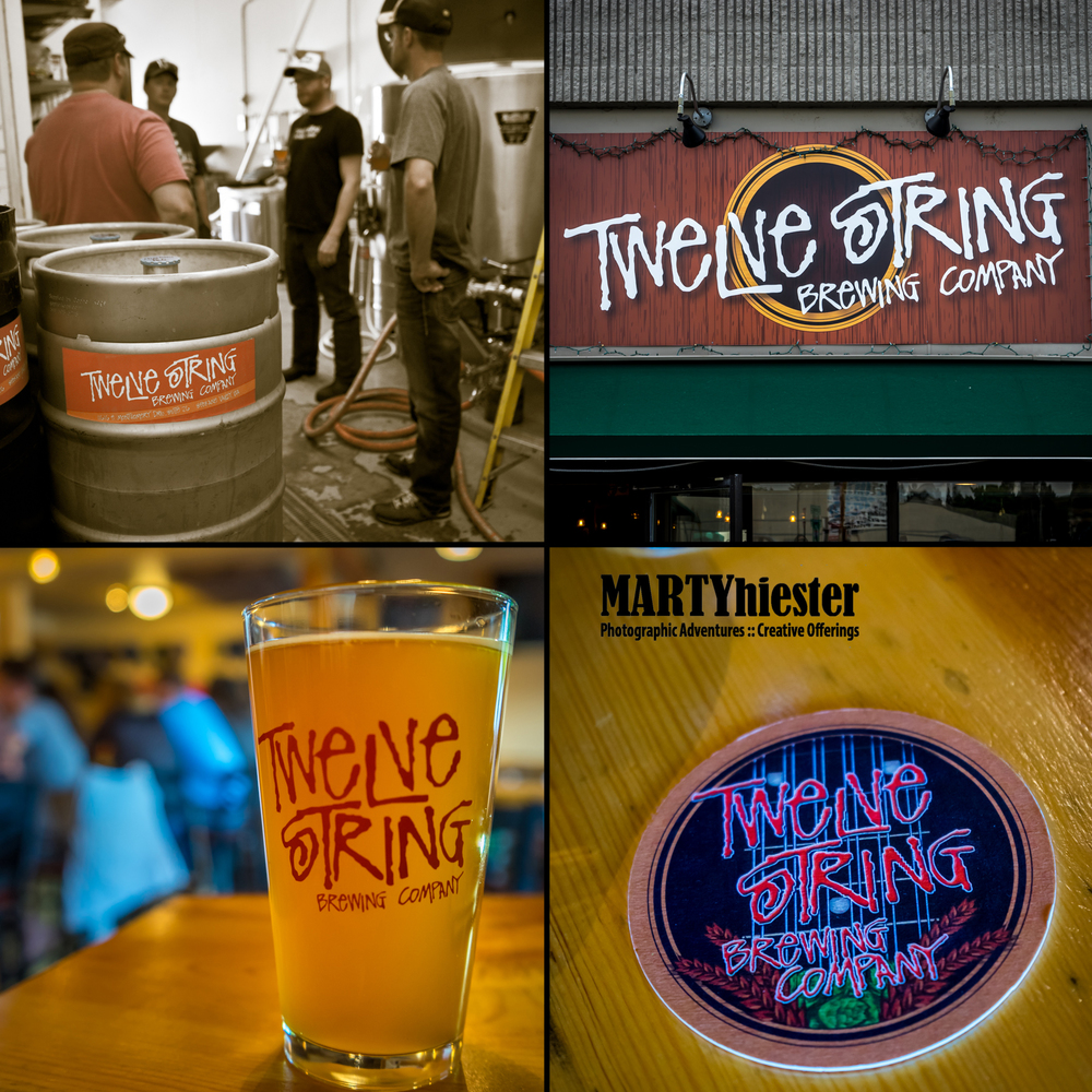 Spokane Craft Beer Week- Twelve String Brewing Co