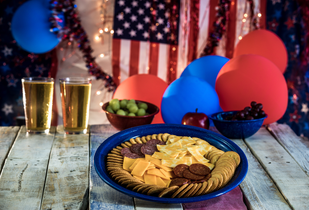 Biery Cheese Shoot- Fourth of July
