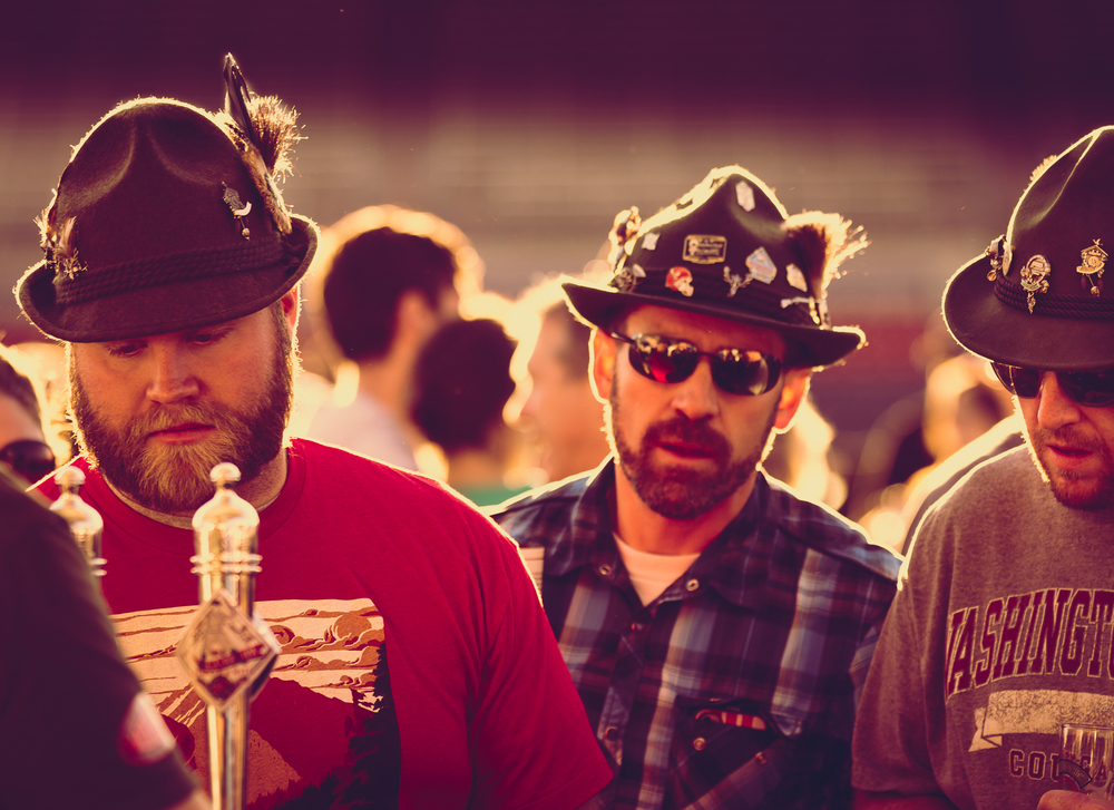 The Inland NW Craft Beer Festival 2015