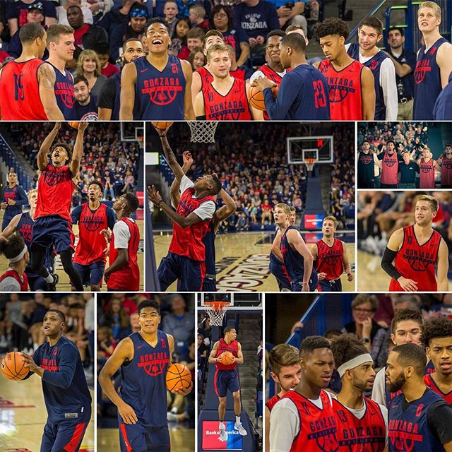 Gonzaga Kraziness in the Kennel 2017 It was my third year shooting with the capacity crowd at the annual Kraziness in the Kennel. The @ZagKennelClub was pumped to get their first look at the 2017-18 men's basketball team, the Western Regional Championship Trophy & the unveiling of the Final Four Banner! Click Here- http://bit.ly/2ysXAm7  The Zags are reloading with incredible talent— Joel Ayayi, Jack Beach, Brandon Clarke, Rui Hachimura, Jeremy Jones,  Jacob Larsen, Alex Martin, Silas Melson, Zach Norvell Jr., Josh Perkins, Killian Tillie, Jesse Wade & Johnathan Williams  You're welcome to share these images… ©Marty Hiester- Creative Commons (CC by NC 3.0)  #GoZags #zagup #UnitedWeZag #Zags #Kraziness #krazinessinthekennel #KennelClub #Gonzaga #Spokane #Washington #MARTYhiester