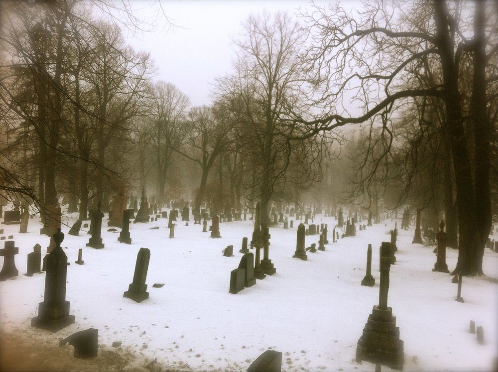 The Camp Hill Cemetery in Halifax. (JOHN McPHEE)