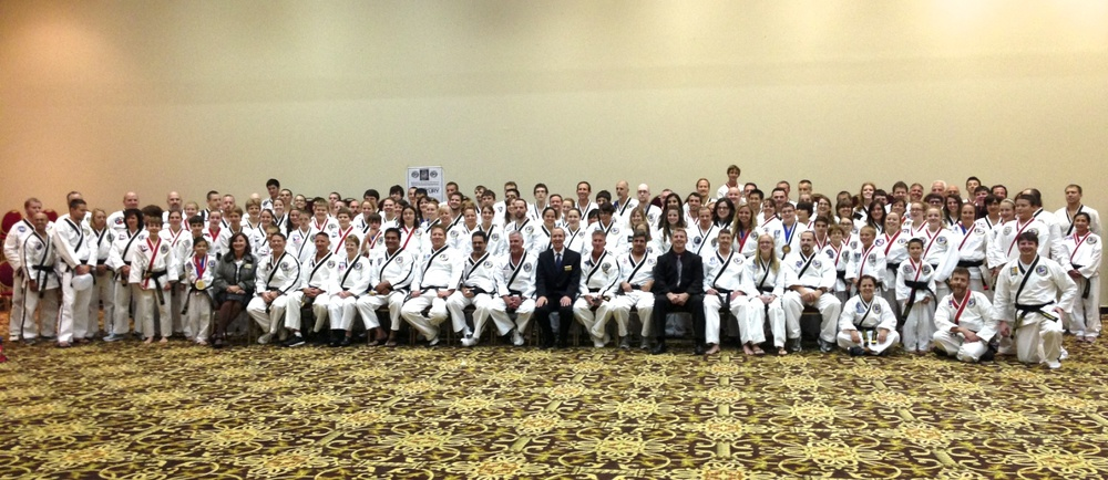 Taekwondo America Grandmasters, Masters, school owners and Instructors.