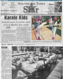 Southlake Times Newspaper Article.jpg