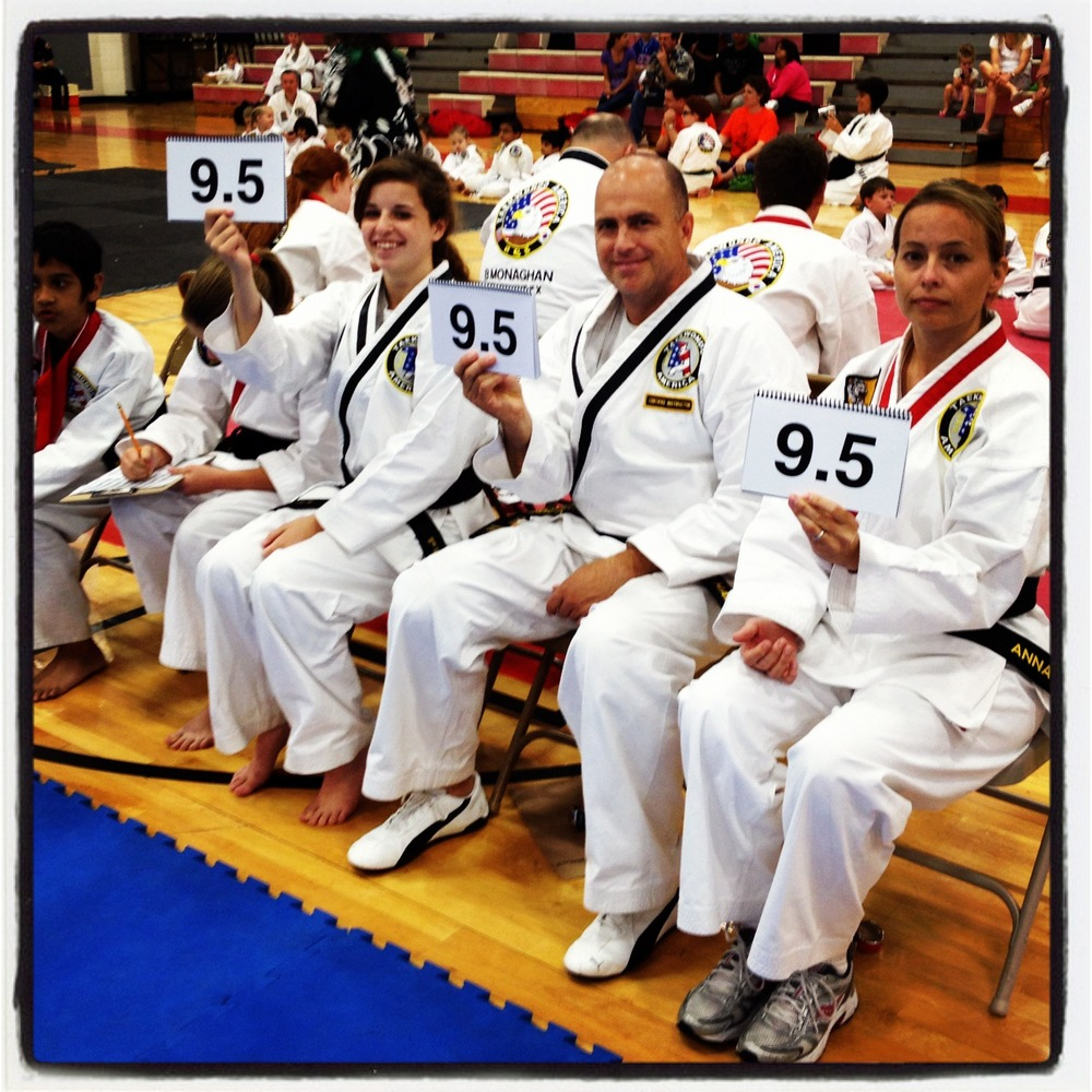 Karate Judges From Southlake TX At Tournament.jpg