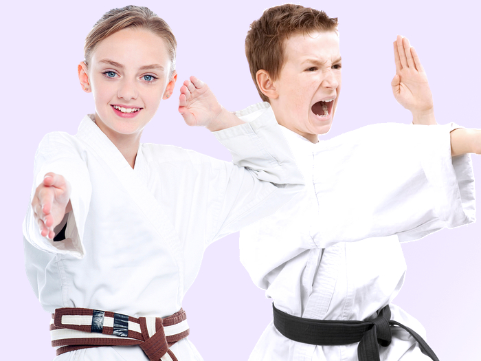 Teen Martial Arts in Southlake TX