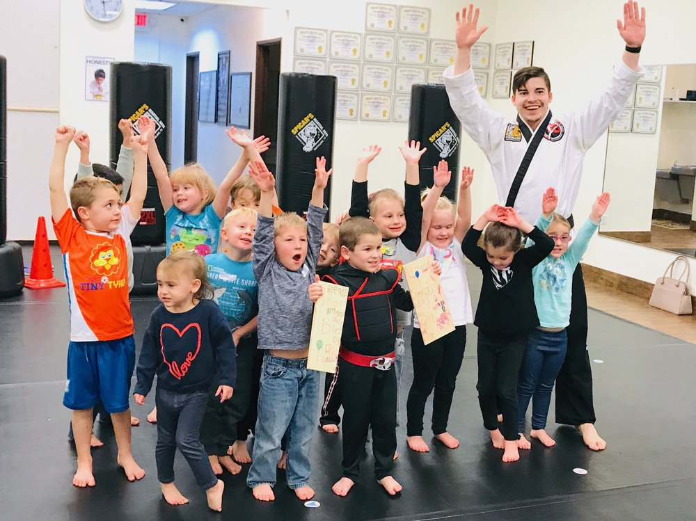karate-birthday-party-southlake-tx