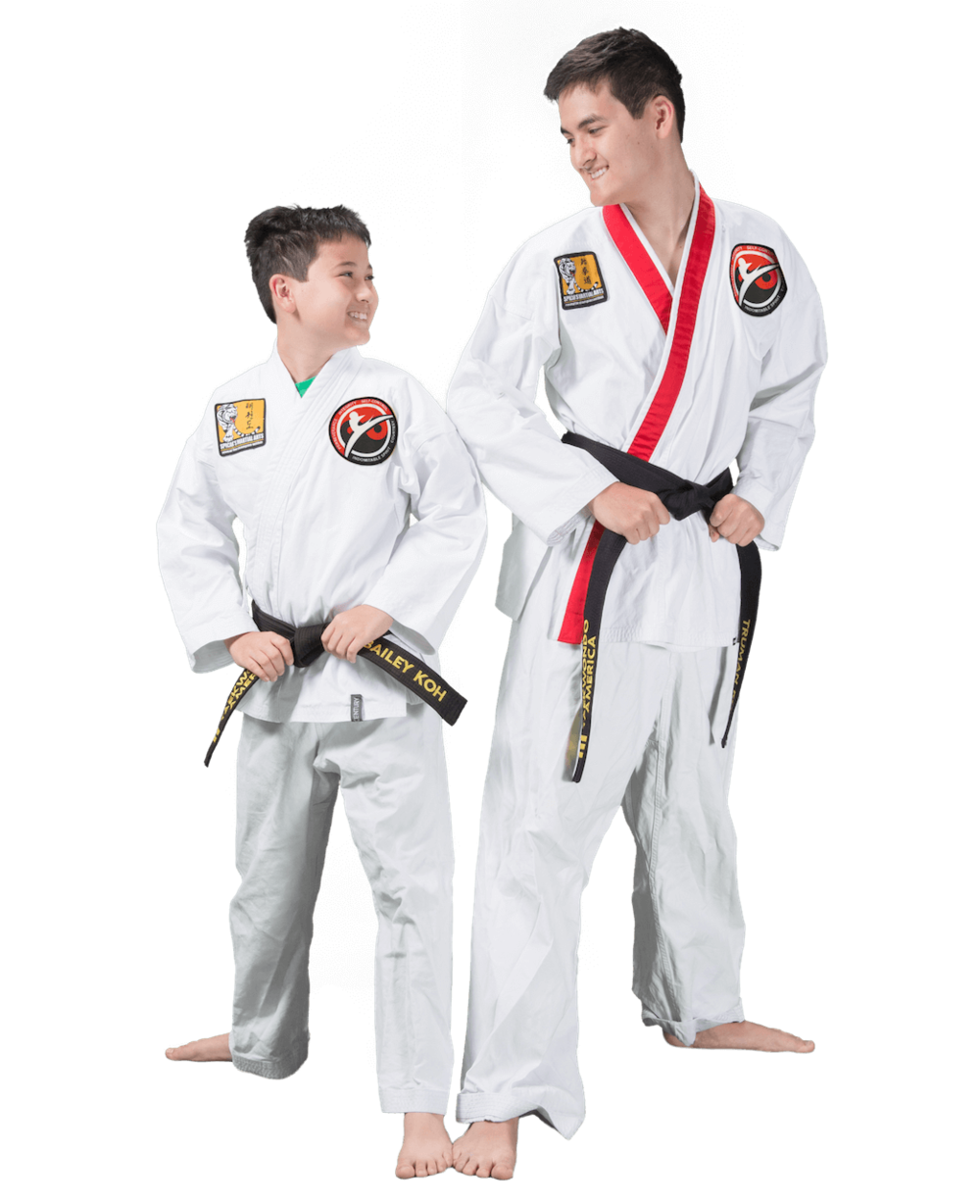 MARTIAL ARTS FOR TEENS(age 12-17) - It is more challenging than ever to be a teenager in America. Peer pressure and daily overload of social media cause anxiety in our teens.We have the ultimate way for your teenager to:✔︎ Build self-esteem✔︎ Play less video games 🎮🎮✔︎ Make good choices✔︎ Learn solid bully defense✔︎ Become self-motivated✔︎ Improve body fitness and strength✔︎ Have fun and make new friendsFind out below how we will help your child get stronger not only physically but also emotionally, socially and intellectually.