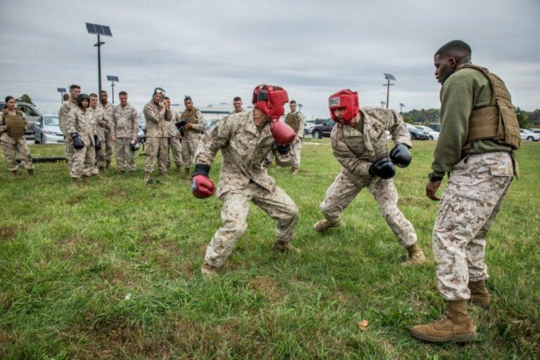 MCMAP Military Martial Arts