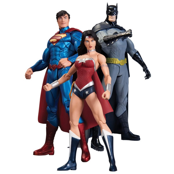 Trinity War Action Figure Boxed Set