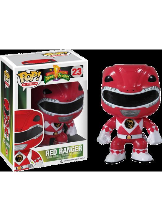 POP Red Ranger