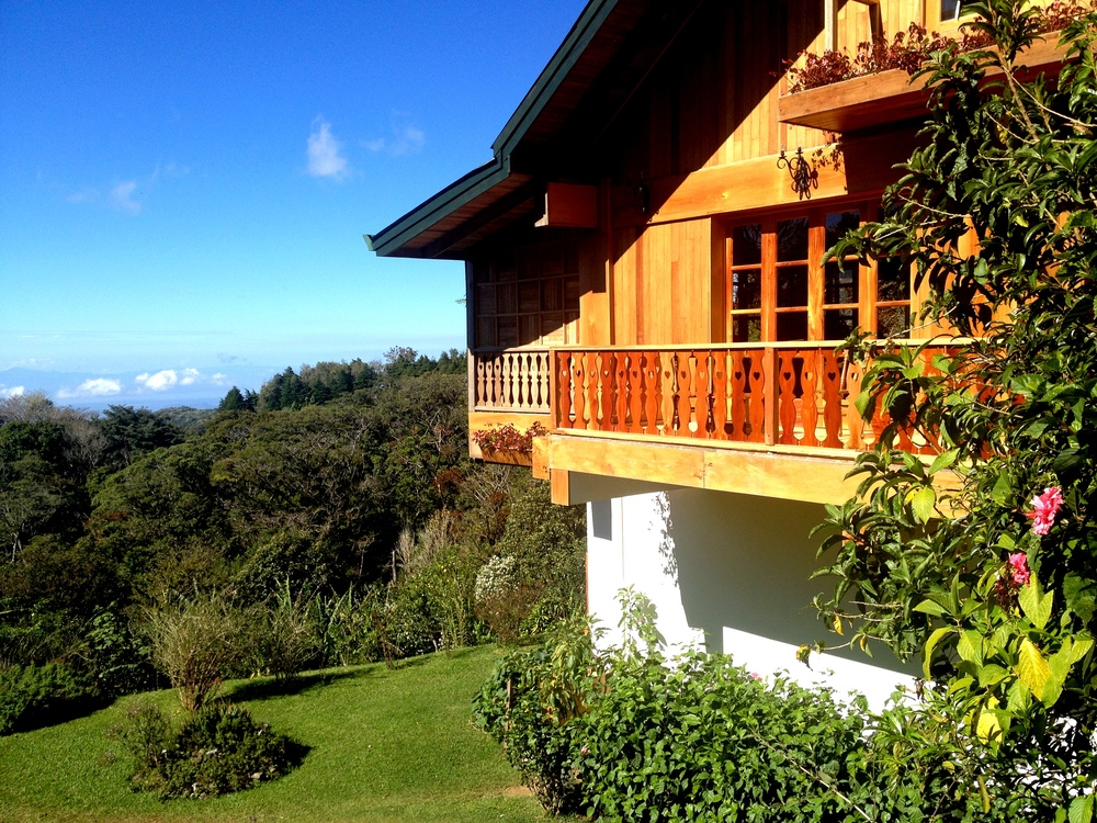 Boutique hotel  Belmar  in Monteverde