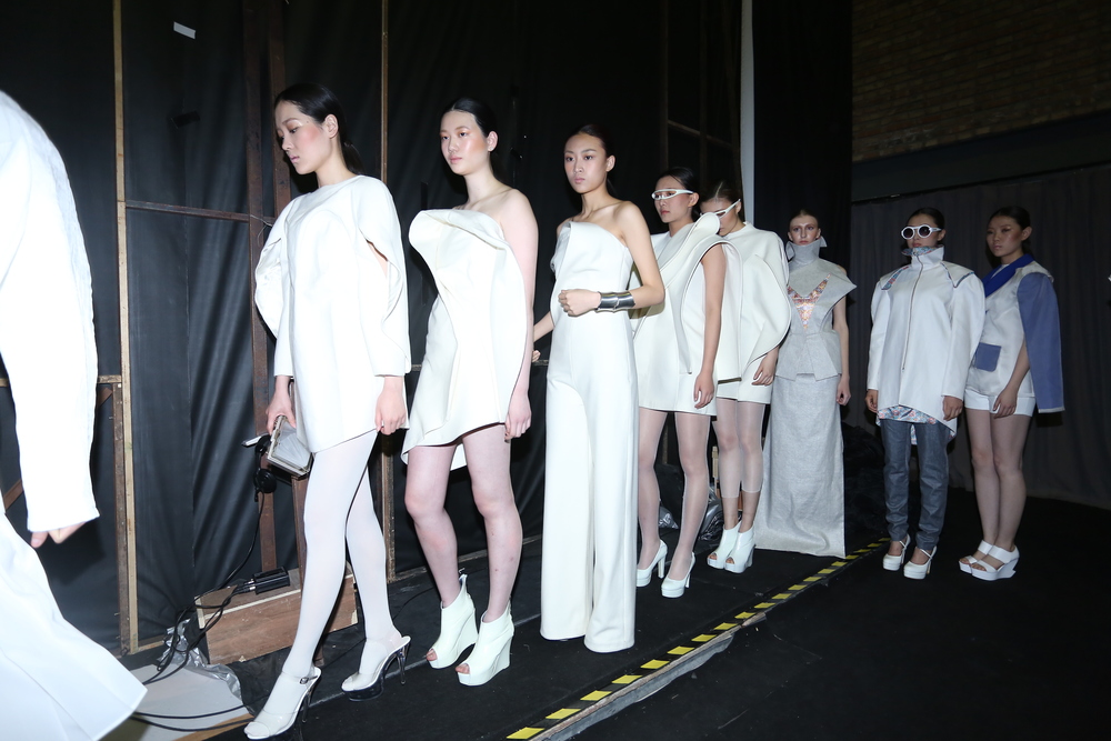 Tsinghua University's Academy of Arts & Design's graduation show
