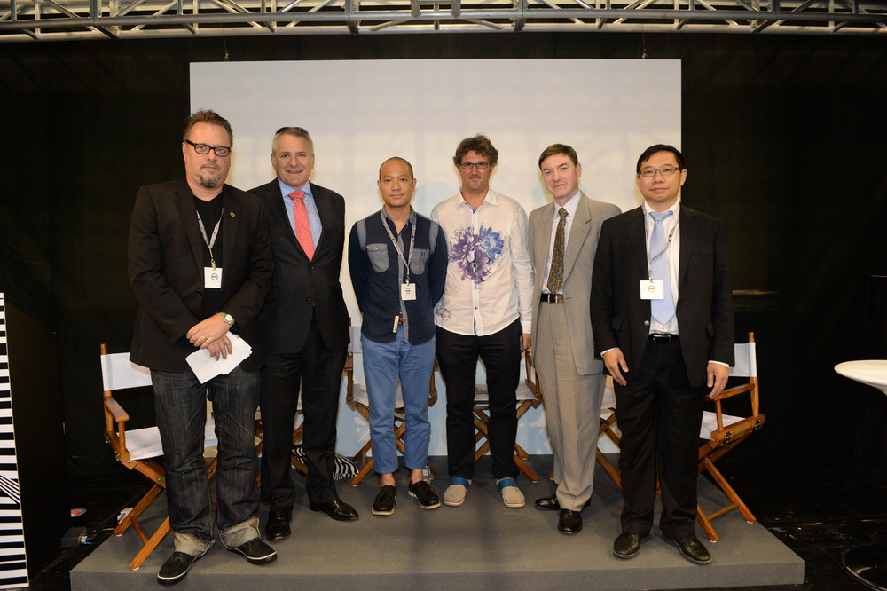 Pic 3 - Multiple speakers were present at today's press conference to support the launch of The HUB in Hong Kong.JPG