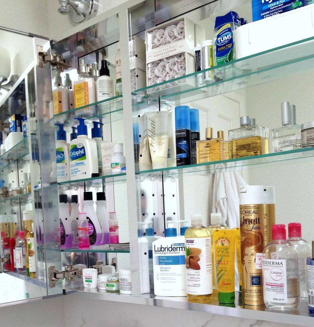 PEGASUS medicine cabinet mirror (via Amazon)
