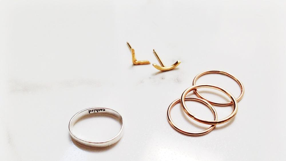 Wedding Rings San Francisco 56 Great CATBIRD Tomboy knuckle ring