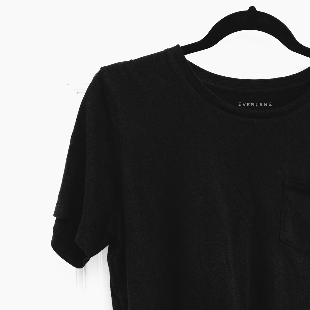 EVERLANE box cut tee