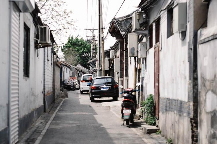 Hutongs around Lama Temple