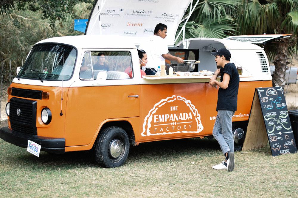 EMPANADA FACTORY, FARMERS MARKET