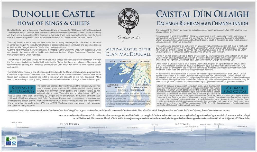 Dunollie Castle boards.jpg
